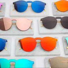 Trendy Now: flat sunnies