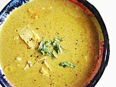 Mulligatawny Soup. I tried it for the first time recently and now I'm on a mission to find the perfect recipe...