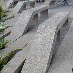 mobilier urbain beton - Recherche Google