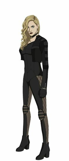 Black Canary Black Siren Arrow, Arrow Black Canary, Superhero Suits, Superhero Design, Comic Books Art, Comic Art, Hero Up, Dinah Drake, Anime Characters