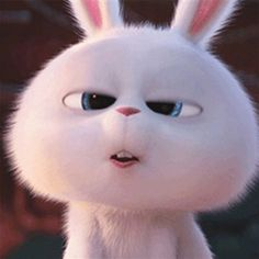 Cute Bunny Cartoon, Cute Cartoon Characters, Cute Cartoon Pictures, Cartoon Jokes, Disney Princess Drawings, Disney Princess Pictures, Cute Disney Wallpaper, Cute Cartoon Wallpapers, Snowball Rabbit