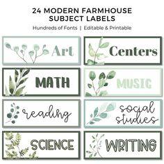 Stars Classroom, Modern Classroom, 5th Grade Classroom, Classroom Setup, Classroom Design, Future Classroom, Kindergarten Classroom, Classroom Schedule, Classroom Labels