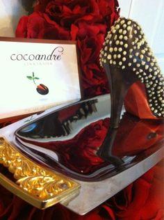 christian louboutin edible chocolate