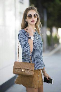 Summer street fashion