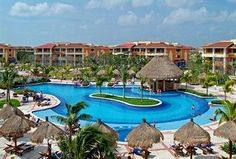 Grand Bahia Principe Coba in Mexico  This is my favorite spot to vacation. Have stayed here several times.  Love it!