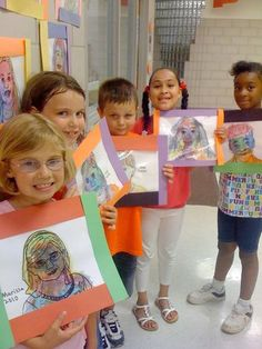 Art project focuses on diversity - Times Record News, Wichita Falls, Texas Elementary Counseling, Counseling Activities, School Counseling, Elementary Schools, Kindergarten Social Studies Lessons, Social Studies Resources, School Classroom, Art School, Diversity In The Classroom