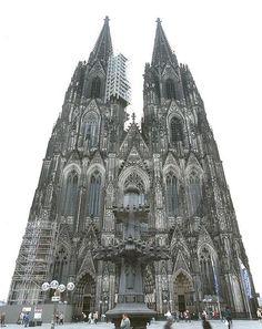 Koln Cathedral.