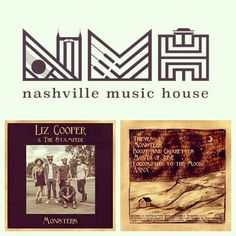 "First Album Recorded by Nashville Music House - Liz Cooper and The Stampede - ""Monsters"""