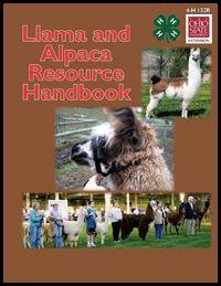 Llama and Alpaca Resource Handbook from Ohio 4-H