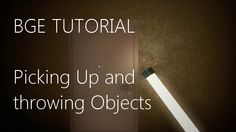 Pick up and throw stuff in the BGE with this tutorial. Blenderrendersky writes: Here´s a short Blender Game Engine tutorial in which I show you how to make objects that can be picked up. And on top of that you will also be able to throw them after picking them up. Hope you like it.Read More