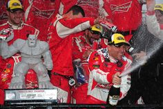 Kevin Harvick wins at Dover as Johnson is eliminated from the Chase