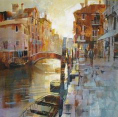 "Chris Forsey - ""Cool of the evening"""