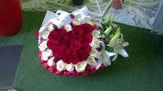 San valentin arrangement