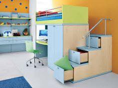 Resultado de imagen de habitaciones infantiles ikea literas