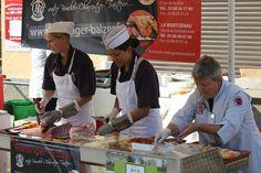Fête de la gastronomie - La Wantzenau -L'équipe de la Boucherie Charcuterie Balzer-Riedinger