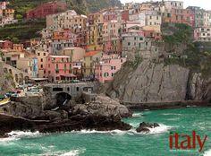 Le Cinque Terre, Italy