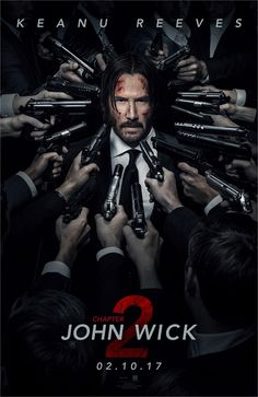 Return to the main poster page for John Wick 2 (#2 of 2)