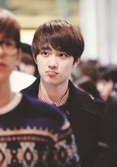 #DO #DoKyungsoo #EXOK #EXO