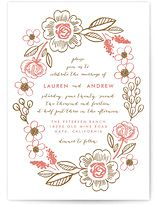 beautiful letterpress invitations - for all occasions