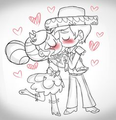 Starco (sketch) by Sparkle-Bliss on DeviantArt