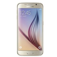Samsung Galaxy Gold Smartphone Zoll Touch-Display, 64 GB Speicher, Android ** Check this awesome product by going to the link at the image. Samsung Galaxy S6, New Samsung, Samsung Mobile, Best Smartphone, Android Smartphone, Android Battery, Quad, Sistema Android, Htc One M9