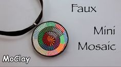 I used Chalk Pens (Chalk Ola) on polymer clay to make faux micro mosaic. Colors are beautiful and result it's perfect. I thank Chalkola.com for the present I...