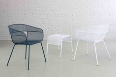 SCOOP outdoor furniture by Mad Design