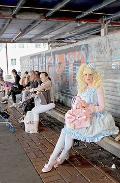fashion kawaii decora lolita angelic pretty street fashion sweet lolita fairy kei gothic lolita fahrlight fahrchan fahr sindram urban beauty