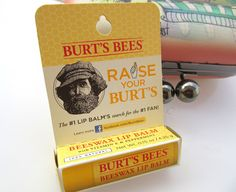 Burt's Bees Beewax Lip Balm Review, Price, Details