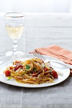 Giada's Cherry Tomato Spaghetti | Giada De Laurentiis