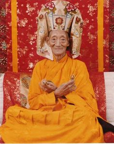 Not feeling totally at the mercy of one's emotion ~ Kalu Rinpoche http://justdharma.com/s/b8rd9 One does not have to feel totally at the mercy of one's emotion. It is only when acquiescing to the...