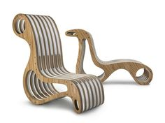 X2Chair de Caporaso Design  #PepeCabreraInteriorismo #InteriorDesign #Inspiration #X2Chair