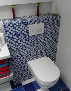 Badkamer pinterest - Tegel model voor wc ...