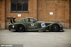 Morgan Aero Super Sport GT3