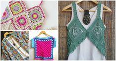 En Değişik 25 Örgü Yelek Hırka Bluz Elbise Modelleri Cardigan, Blouse Dress, Bikini Models, Crochet Clothes, Crochet Bikini, Bikinis, Women, Crochet Tops, Fashion