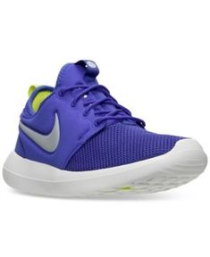 b61a11262b5436 Nike Men's Roshe Two Casual Sneakers from Finish Line Men - Finish Line  Athletic Shoes - Macy's