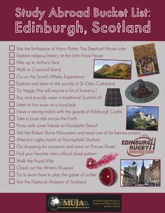 Study abroad bucket list: Edinburgh  *note: The Elephant Cafe is NOT the birthplace of Harry Potter. #travel #bucketlist #harrypotter