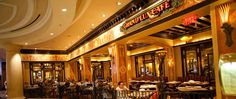 Grand Lux Cafe at Aventura Mall