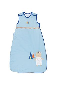 From 19.99 The Gro Company Grobag Little Chief Grobag (2.5 Tog 0-6 Months)