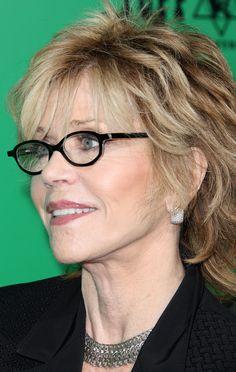 Plus Size Short Hairstyles for Women Over 50 | Best Glasses for Older Women