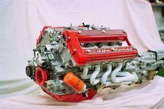 V8 dell'Alfa Romeo Montreal
