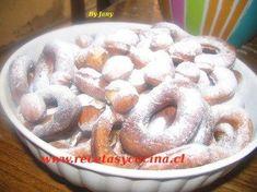 Roscas para el té Tapas, Chicharrones, Doughnut, Cereal, Peach, Candy, Breakfast, Sweet, Desserts