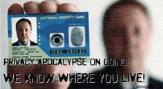 """Privacy Apocalypse On Going: """"We Know Where You Live!"""""""