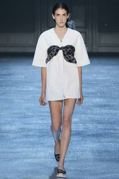 Moncler Gamme Rouge Spring 2015 Ready-to-Wear Fashion Show