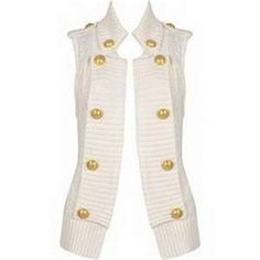 Military style vest... love it!