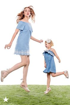 Talk about an Instagram-worthy moment! These gorgeous spring dresses are the picture-perfect way to celebrate a day that's all about mom. Bonus: Mom will love the on-trend off-the-shoulder look. Click to shop these cute Mother's Day out ts from Maison Jules at Macy's.
