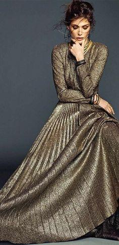 Elisa Sednaoui by Nico for Harper's Bazaar Turkey July 2014
