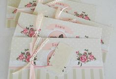 Gift Wrapping, Sugar, Invitations, Pearls, Gifts, Paper Wrapping, Presents, Wrapping Gifts, Save The Date Invitations