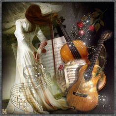 """violin love"" by nona-88 on Polyvore"