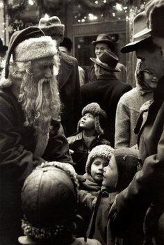 Meeting Santa...